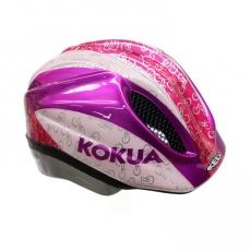 Шлем Kokua, М, розовый