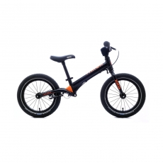 "Беговел Kokua Like a Bike jumper 14"", Special Model, черный"