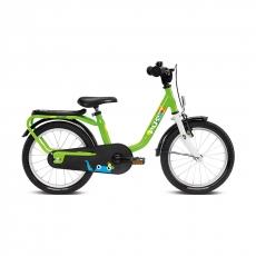 Двухколесный велосипед Puky Steel 16, салатовый