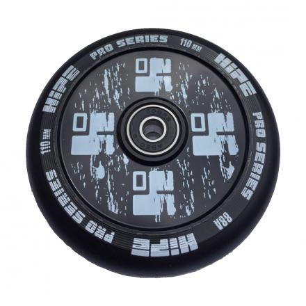 Колесо Hipe H4 110 мм, черное