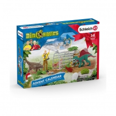 Набор Schleich Рождественский календарь Динозавры 2020