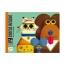 Детская настольная карточная игра Djeco Найди сыр