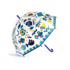 Зонтик Djeco Рыбки, меняет цвет