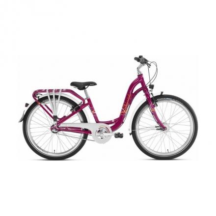 "Двухколесный велосипед Puky Skyride 24""-3 Alu Light"