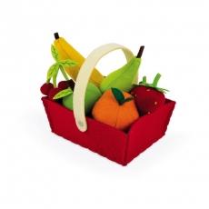 Набор фруктов в корзинке Janod
