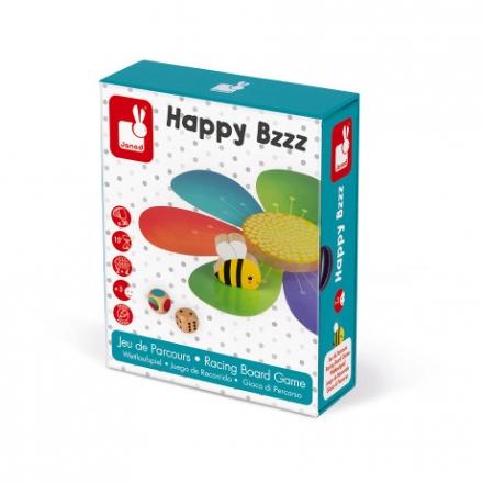 Игра настольная Janod «Счастливая пчелка»