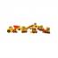 Пазл-вкладыш Janod «Строительство», 7 элементов
