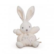Мини-игрушка Kaloo Белый зайчонок