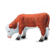 Фигурка Collecta Херефордский теленок