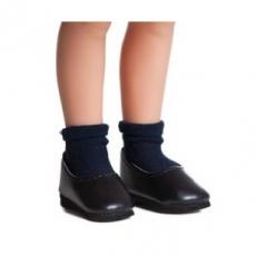 Носочки темно-синие для кукол Paola Reina 32 см