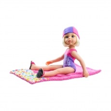 Кукла Paola Reina Клаудиа пловчиха, 32 см