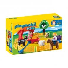 Набор Playmobil Контактный зоопарк