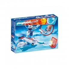 Набор Playmobil Айсбот с диск шутером
