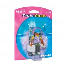 Набор Playmobil Девушка с гаджетами