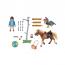 Набор Playmobil Марла с Лошадью