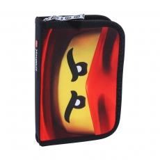 Пенал-книжка Lego Ninjago Kai of Fire, с наполнением
