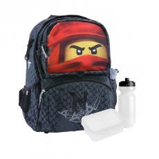 Ранец Lego Freshmen Ninjago Kai of Fire, с наполнением