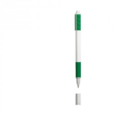 Гелевая ручка Lego, зеленая