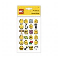 Набор стикеров Lego 4 шт