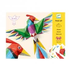 Набор для творчества Djeco Птицы