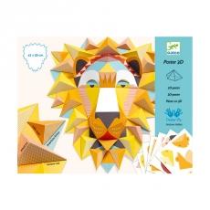 Набор для творчества Djeco Оригами Большие животные