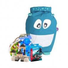 Рюкзак с подарками Affenzahn Petrol Monster