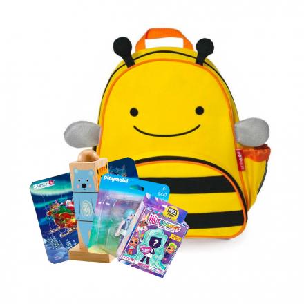 Рюкзак с подарками Skip Hop Пчела, с поводком