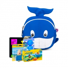 Рюкзак с подарками Affenzahn Willi Whale