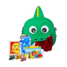 Рюкзак с подарками Affenzahn Kai Crocodile