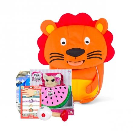 Рюкзак с подарками Affenzahn Lena Lion