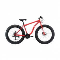 "Велосипед Black One Monster 26 D 2021, 18"""