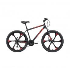 """Велосипед Black One Onix 26 D FW 2021, 18"""""""