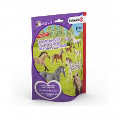 Пакетик-сюрпирз с 2 фигурками Schleich Horse Club, 3 серия