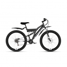 "Велосипед Stark Jumper 27.1 FS D 2021, 20"""
