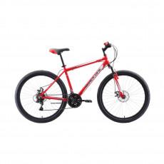 """Велосипед Black One Onix 26 D Alloy 2021, 18"""""""