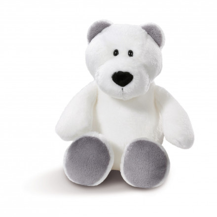 Мягкая игрушка Nici Полярный медведь, 20 см