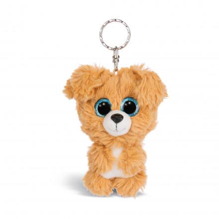 Мягкая игрушка Nici Собака Лоллидог, брелок 9 см