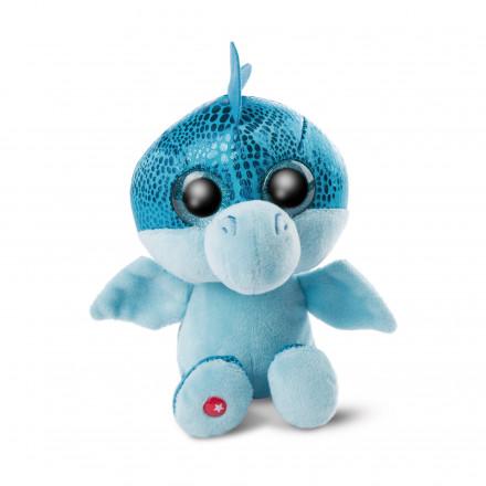 Мягкая игрушка Nici Дракон голубой Джет-Джет, 25 см