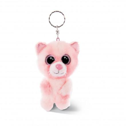 Мягкая игрушка Nici Кошечка Дрими, брелок, 9 см