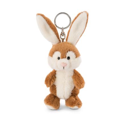 Мягкая игрушка Nici Кролик Полайн, 10 см, брелок