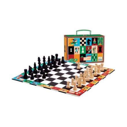 Настольная игра Djeco Шахматы и шашки