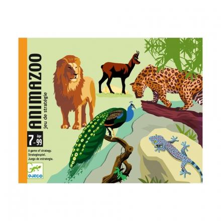 Карточная игра Djeco Зоопарк