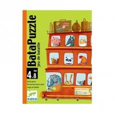 Карточная игра Djeco Бата-пазл