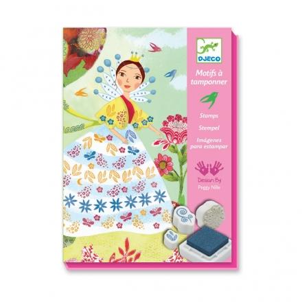 Набор для творчества Djeco Девушки с цветами
