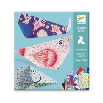 Оригами Djeco Большие животные