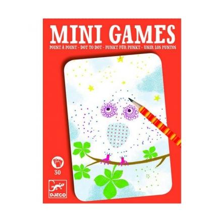 Мини-игра Djeco От точки к точке
