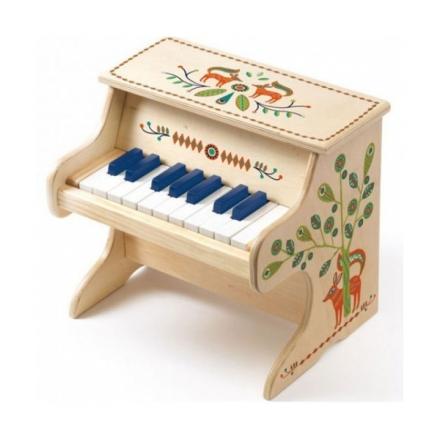 Электронное пианино Djeco