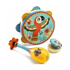 Набор музыкальных инструментов Djeco