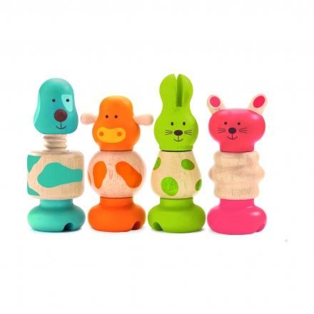 Набор игрушек Djeco Животные