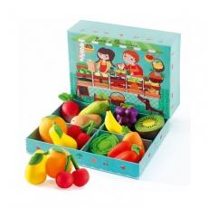 Сюжетно-ролевая игра Djeco Овощная лавка
